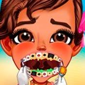 скрин игры Доктор: Лечим зубки