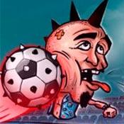 скрин игры Брутальный футбол головами