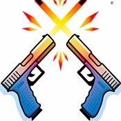 скрин игры Double Guns