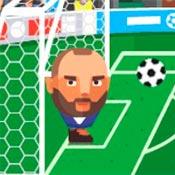 скрин игры Футбольные головы: Чемпионат