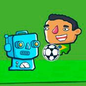 скрин игры Футбольные головы против фриков