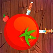 скрин игры Логика ниндзя: Метание ножей