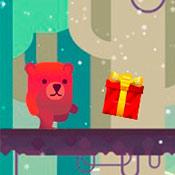 скрин игры Мишка ищет подарки