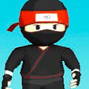 скрин игры Ninja Run