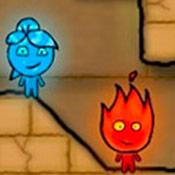 скрин игры Огонь и Вода 2: Светлый храм