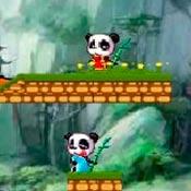 скрин игры Огонь и Вода: Панды