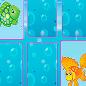 скрин игры Поиск рыб