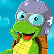скрин игры Полет с черепахой