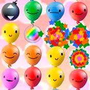 скрин игры Простые шарики