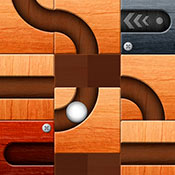скрин игры Roll the Ball: Slide puzzle