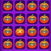 скрин игры Смешные тыквы