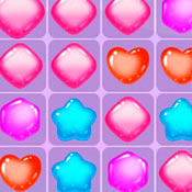 скрин игры Собери конфеты
