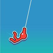 скрин игры Stickman Hook