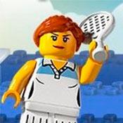 скрин игры Супер удар Лего