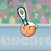 скрин игры Теннис головами
