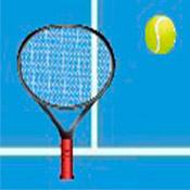 скрин игры Теннис: Тренировка на корте