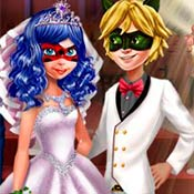 скрин игры Леди Баг и Супер Кот: Свадьба