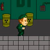скрин игры Охранник против радиации