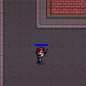 скрин игры Перестрелка в городе
