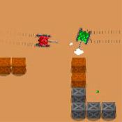 скрин игры Танки в лабиринте: Противостояние