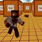 скрин игры Уничтожение зомби