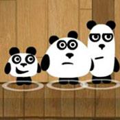 скрин игры 3 Панды 1: Побег