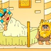 скрин игры Адам и Ева 3: Клеопатра