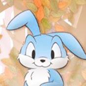 скрин игры Бегалки: Кролик и кристаллы