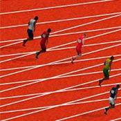 скрин игры Бегалки: Супер марафон