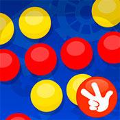 скрин игры Фиксики: Шарики в ряд