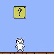 скрин игры Кот Марио