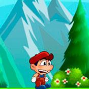 скрин игры Марио: Приключение в горах