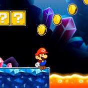скрин игры Марио: Рывок 2