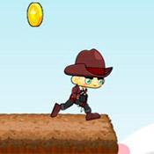 скрин игры Опасный бег с охотником
