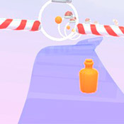 скрин игры Slime Road