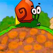 скрин игры Улитка Боб 1: Первое приключение