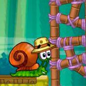 скрин игры Улитка Боб 8: Острова
