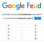 скрин игры Google Feud