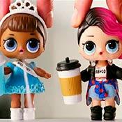 скрин игры Куклы Лол: Сюрприз