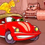 скрин игры Машина ест машину 1