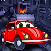 скрин игры Машина ест машину 2