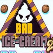скрин игры Плохое мороженое 2