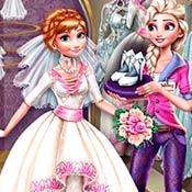 скрин игры Подготовка к свадьбе