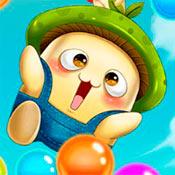 скрин игры Шарики для грибочка
