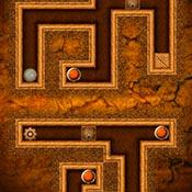 скрин игры Шарики: Лабиринт в джунглях