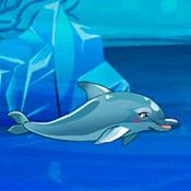 скрин игры Шоу дельфинов 8