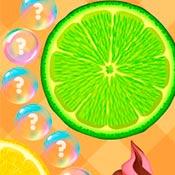 скрин игры Собираем шарики одного цвета