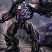 скрин игры Трансформеры: Атака Мегатрона