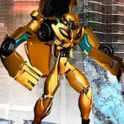 скрин игры Трансформеры: Война
