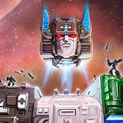 скрин игры Трансформеры: Возвращение титанов